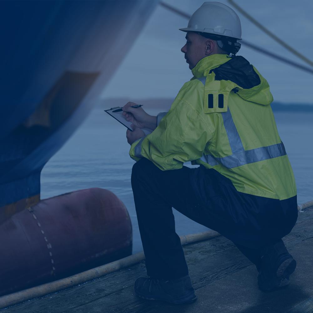Ship Surveying Training
